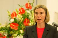 Participation of Federica Mogherini, Vice-President of the EC, in the conference on 'The Future of EU/NATO Cooperation'