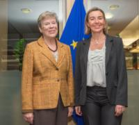 Visit of Rose E. Gottemoeller, Deputy Secretary-General of the NATO, to the EC