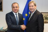 Visit of Elias Bou Saab, Lebanese Minister for Education and Higher Education, to the EC