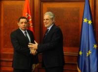 Visit by Christos Stylianides, Member of the EC, to Serbia
