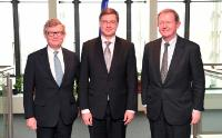 Visit of Jacob Wallenberg, Chairman of the Board of Directors of Investor, and Marcus Wallenberg, Chairman of the Board of Directors of SEB, to the EC