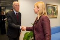 Visit of Francis Gurry, Director General of the World Intellectual Property Organization (WIPO) to the EC