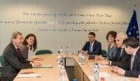 Visit of Giorgi Mghebrishvili, Georgian Minister for Internal Affairs, to the EC