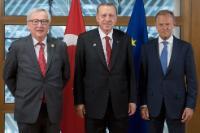 EU-Turkey, Leaders' Meeting, 25/05/2017