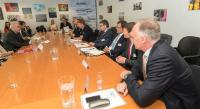 Visit of the Executive Council of the American Chamber of Commerce to the EU (AmCham EU) to the EC