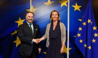 Visit of Anwar Mohammed Gargash, Emirian Minister of State for Foreign Affairs, to the EC