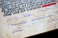 Le prix international Charlemagne d'Aix-la-Chapelle