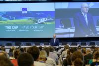 Participation of Phil Hogan, Member of the EC, in