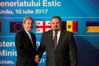 Visit by Johannes Hahn, Member of the EC, to Moldova