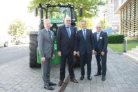 Visit of Phil Hogan, Member of the EC, to Germany