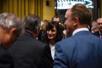 Visite de Mariya Gabriel, membre de la CE, au Luxembourg