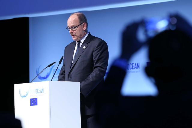 Conference 'Our Ocean, an Ocean for Life' in Malta – Day 2