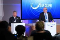 Conférence 'Notre Ocean, un océan pour la vie' à Malte – Jour 2