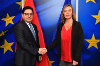 Visit of Nasser Bourita, Moroccan Minister for Foreign Affairs and International Cooperation, to the EC