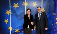 Visit of Eurojust Presidency, to the EC