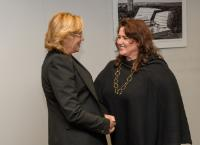 Visit of Helena Dalli, Maltese Minister for European Affairs and Equality, to the EC