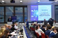 Participation de Phil Hogan et de Corina Creţu, membres de la CE, à la conférence Broadband 2017 (journées consacrées au haut débit)