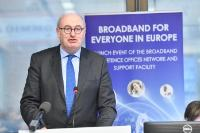 Participation of Phil Hogan and Corina Creţu, Members of the EC, at the opening of the B-Day conference (Broadband Days 2017)