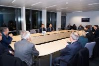 Visit to the EC of a delegation of the Members of the Committee of Regions