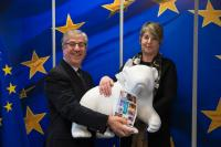 Visit of Representatives from the International Fund for Animal Welfare IFAW, to the EC