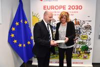 Visit of Stefano Bonaccini, President of the Emilia-Romagna Region and of the Council of European Municipalities and Regions (CEMR), to the EC