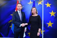 Visit of Halbe Zijlstra, Dutch Minister for Foreign Affairs, to the EC