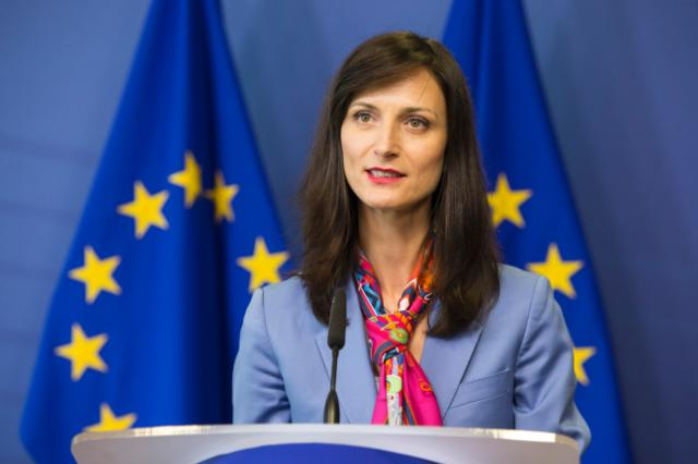 Press conference by Mariya Gabriel, Member of the EC, and Madeleine de Cock Buning, Chair of the High-Level Expert Group on fake news and online disinformation