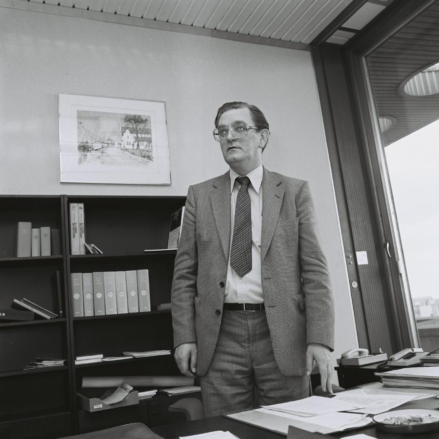 Poul Dalsager, membre de la CCE