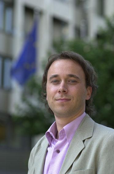 Gregor Kreuzhuber, Spokesperson of Franz Fischler