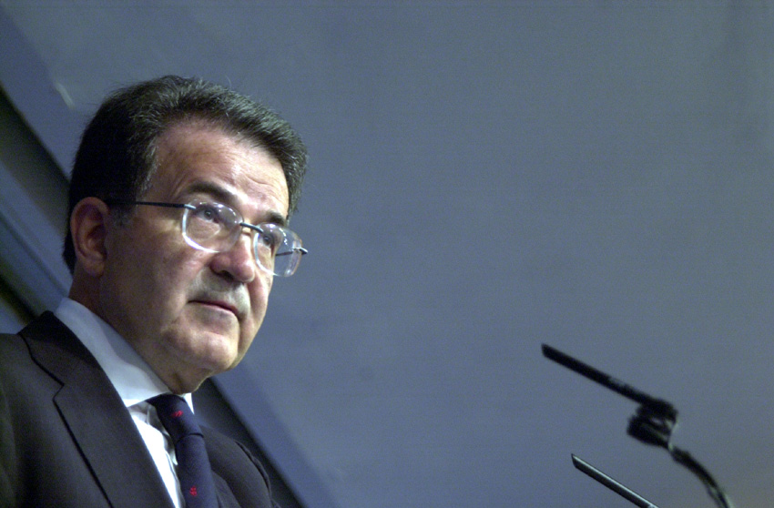 Press conference by Romano Prodi, President of the EC, before the Seville European Council