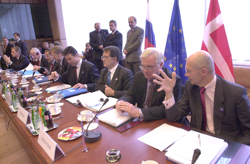EU/Russia Summit, 11/11/2002
