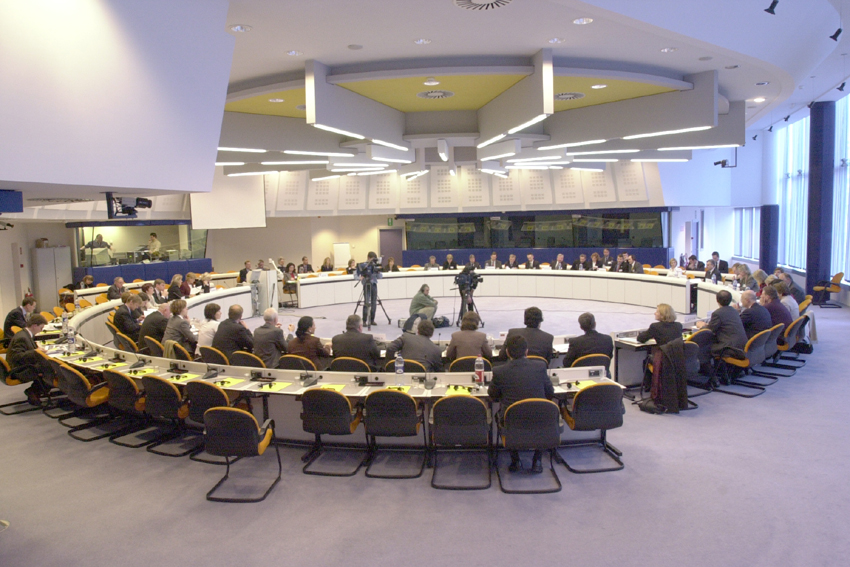 Informal ministerial meeting of the Ministers for the Environment from the 13 applicant countries to the EC