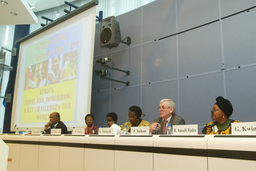 Conference on International Women's Day