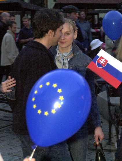 Enlargement referendum in Slovakia on accession to the EU