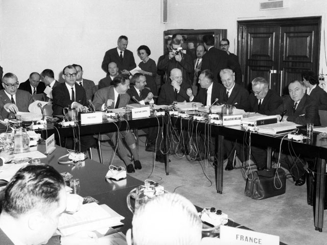 Kennedy Round negotiations, 14 november 1964