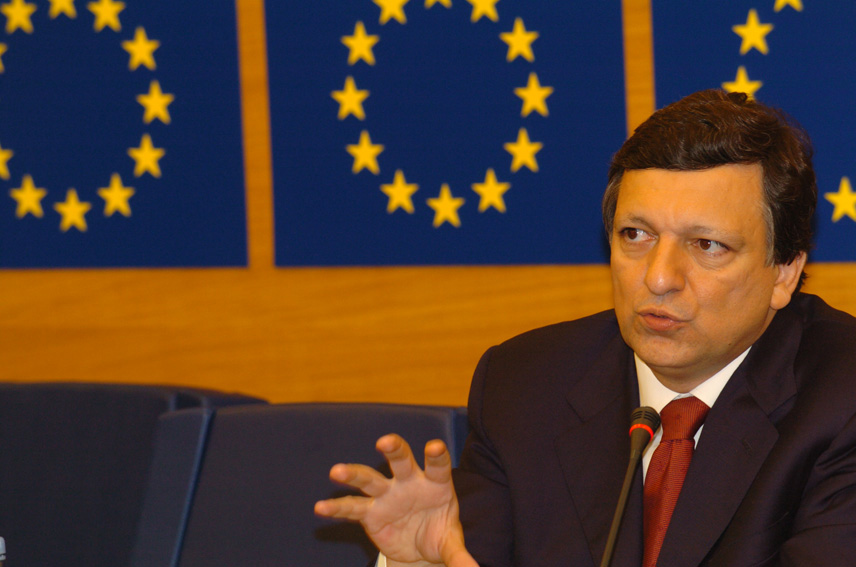 Approval vote by the EP of José Manuel Barroso's nomination as next President of the EC