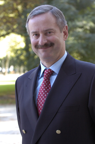 Siim Kallas, Vice President of the EC