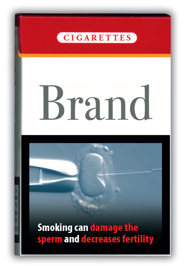 A picture says more than a thousand words: anti-tobacco campaign (EN)