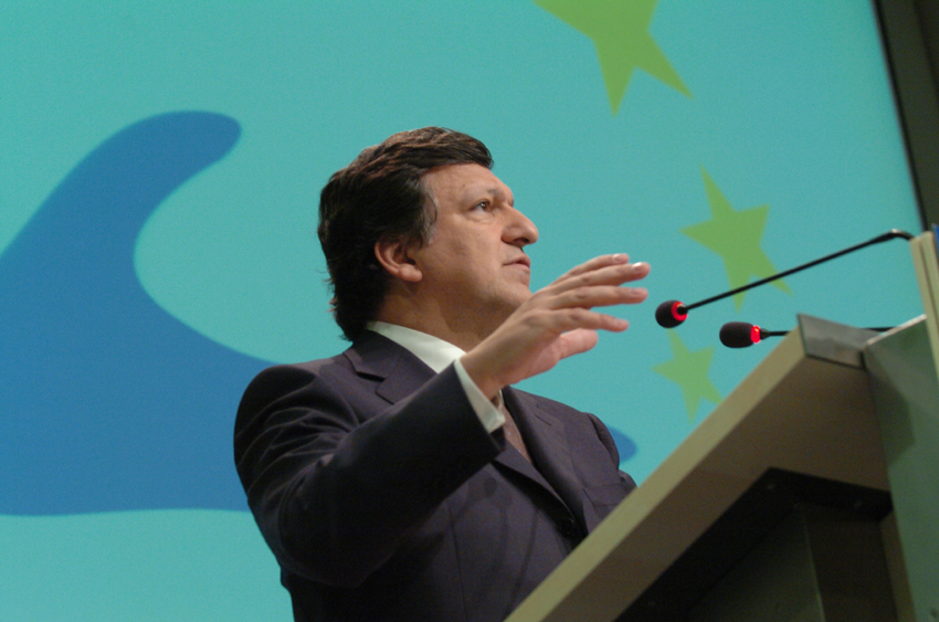 Press conference by José Manuel Barroso, President of the EC, before the Brussels European Council