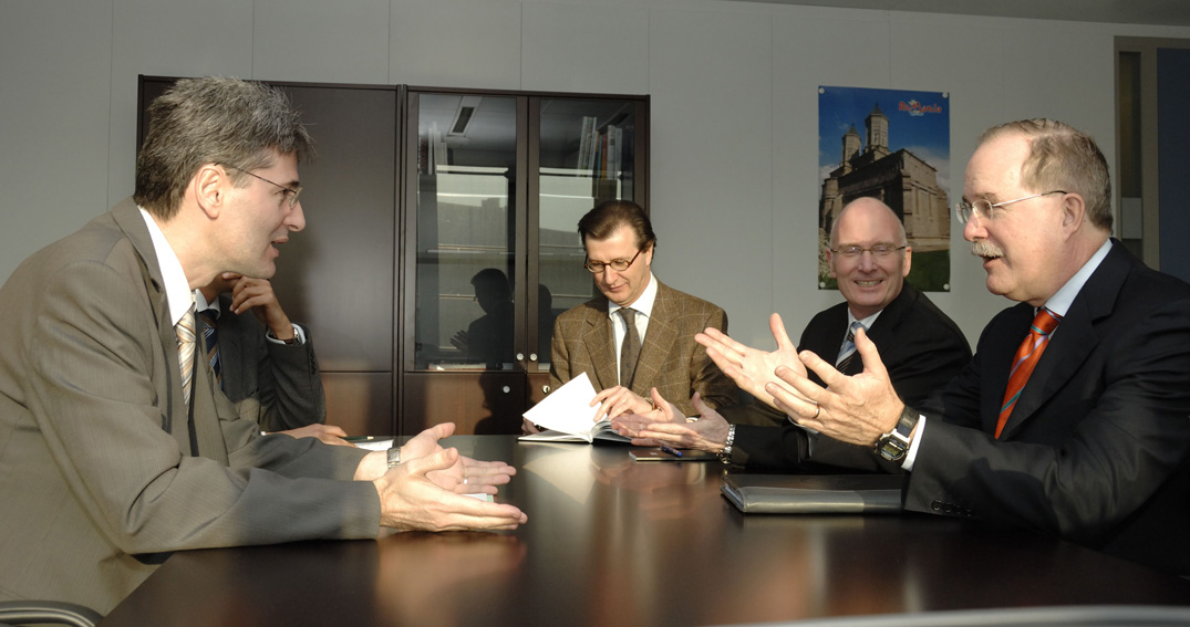 Visit by Graham Fraser, Canadian Commissioner of Official Languages, to the EC
