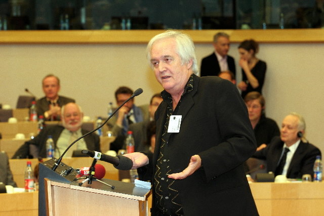 Awarding of the Europe Book Prize