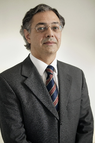Portrait of Vítor Manuel da Silva Caldeira, President of the European Court of Auditors