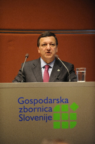 Speech of José Manuel Barroso, President de la EC, at the conference on Advantages and achievements of an enlarged Europe in global competition