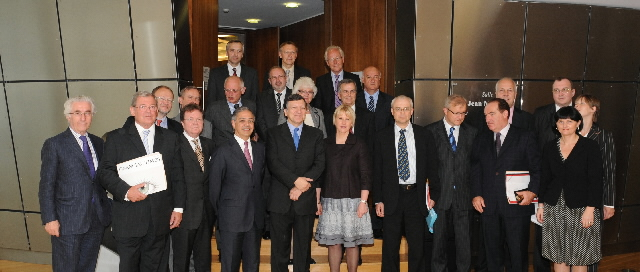 Annual meeting of the European Court of Auditors and the EC