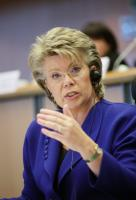 Hearing of Viviane Reding, Vice-President designate of the EC, at the EP