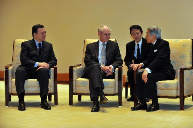 EU/Japan Summit, 28/04/2010