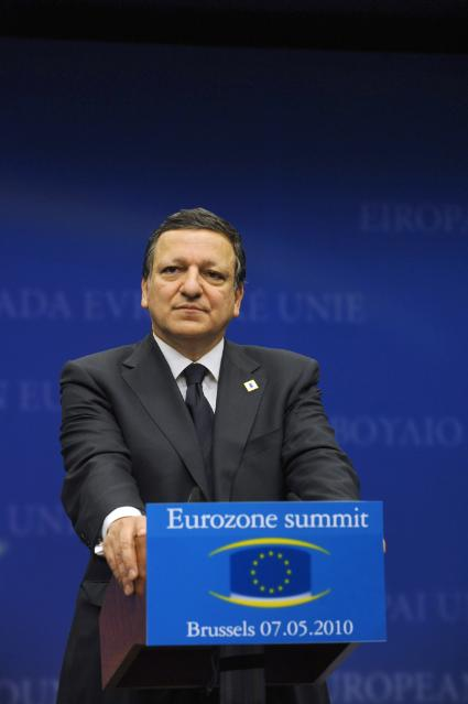Meeting of the Heads of State and Government of the euro zone on the financial crisis in Greece