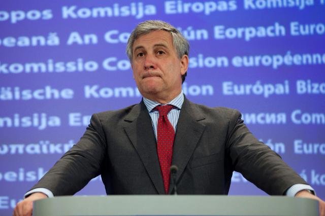 Press conference by Antonio Tajani, Vice-President of the EC, on European Tourism policy