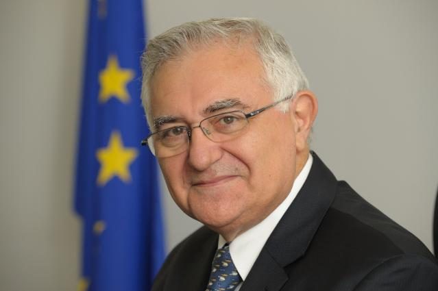 Portrait of John Dalli, Member of the EC