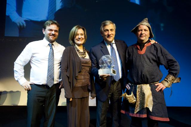 Participation of Antonio Tajani, Vice-President of the EC, at the European Destination of Excellence (EDEN) award ceremony